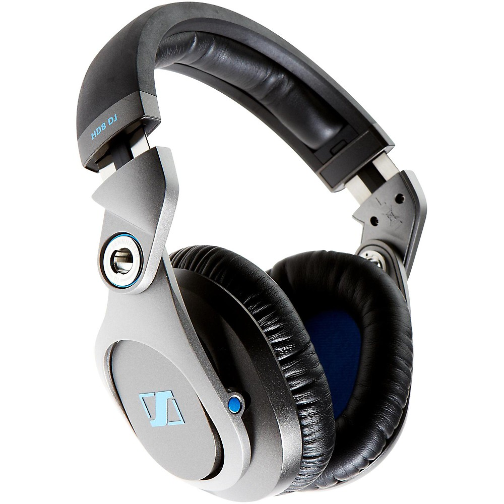 Sennheiser HD8 DJ Headphones by Sennheiser