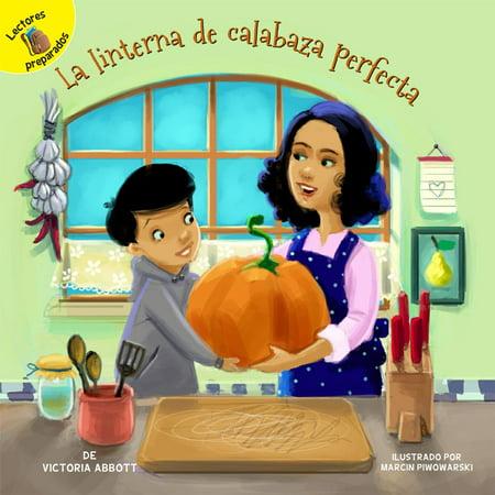 La linterna de calabaza perfecta - eBook - Calabazas Halloween Papel