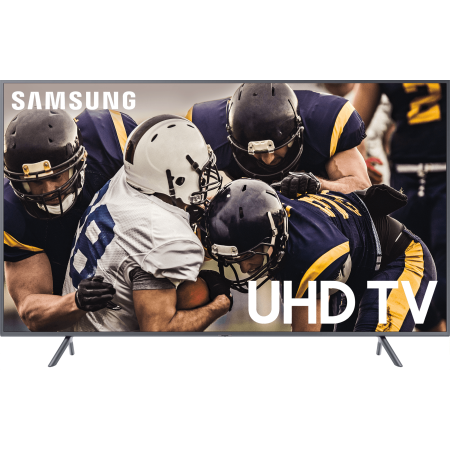 "SAMSUNG 55"" Class 4K Ultra HD (2160P) HDR Smart LED TV UN55RU7200 (2019 Model)"