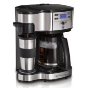 Best Coffee Makers - Hamilton Beach 2-Way Brewer 49980A, Single Serve Coffee Review