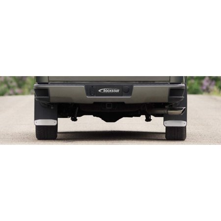 Access E004001239 Set Of 2 Rockstar Splash Guard Mud Flaps 12