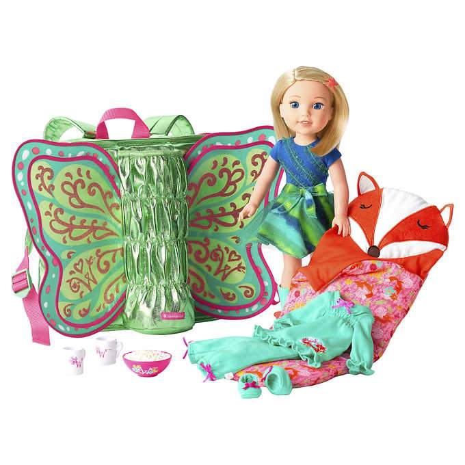 American Girl WellieWishers Camille Doll