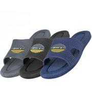 Mens Slip on Sandals (36 pairs) - CASE OF 36