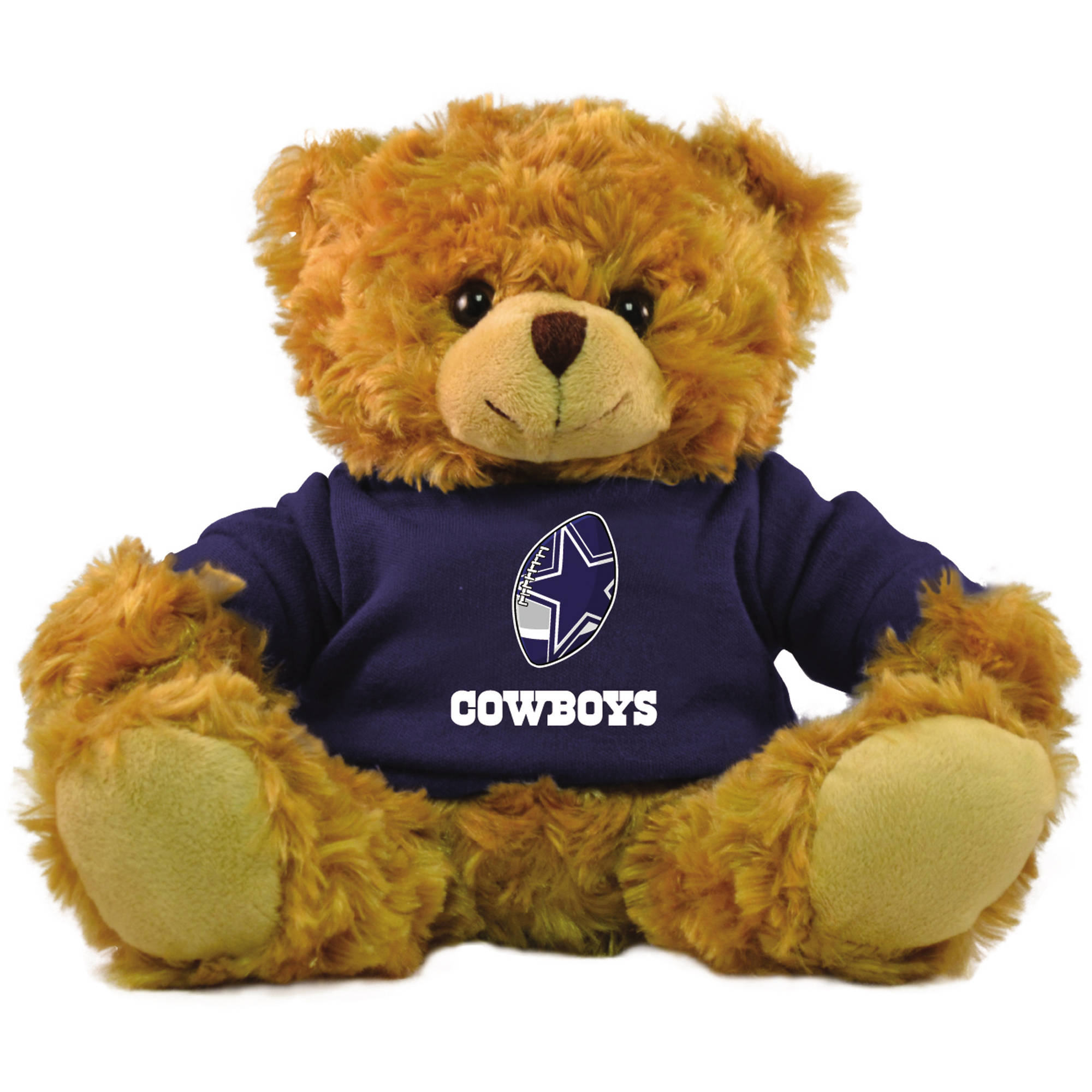 "Bleacher Creatures NFL 9"" Rally Men Hoodie Bear, Dallas Cowboys by Bleacher Creatures"