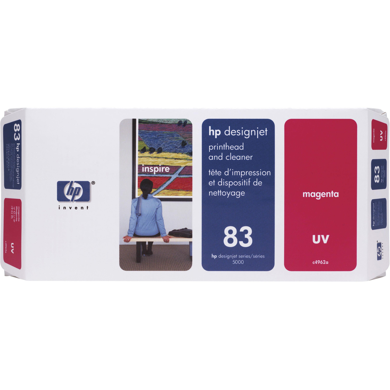 HP, HEWC4962A, C4960/1/2/3/4/5A UV Printhead/Cleaners