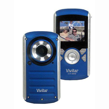 Vivitar DVR690HD-BLU-FHUT 2 Underwater Digital Video Recorder (Blue)
