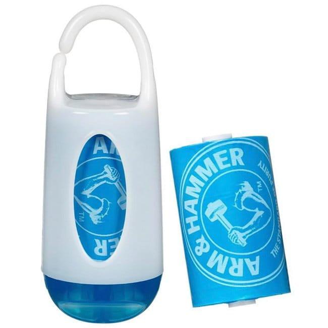 Munchkin  Arm & Hammer Diaper Bag Dispenser and Bags
