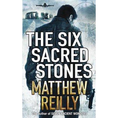 Sim Stone - The Six Sacred Stones (Jack West Junior 2) (Paperback)