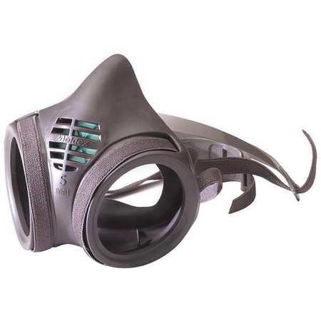 MOLDEX Half Mask Respirator,Snap in Gasket,S 8001