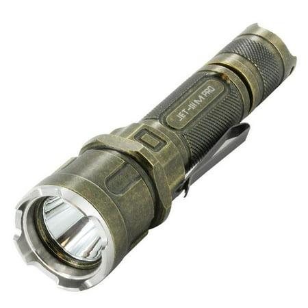 Jetbeam 3M Pro Cree Xp L Led Flashlight  1100 Lumens  Retro Finish