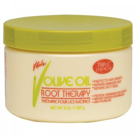 Vitale Olive Oil Root Therapy 8 Ounce - image 1 of 1