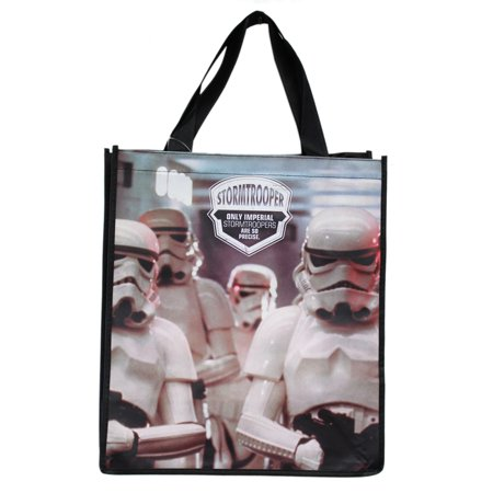 Star Wars Storm Trooper Brigade Light Material Tote Bag](Star Wars Tote)