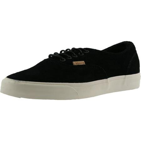 d2ef6a9107cf1e Vans - Vans Era Decon Ca Raw Suede Black   Cork Ankle-High Suede Fashion  Sneaker - 10.5M   9M - Walmart.com