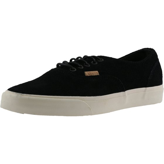14611f23d6 Vans - Vans Era Decon Ca Raw Suede Black   Cork Ankle-High Suede Fashion  Sneaker - 10.5M   9M - Walmart.com