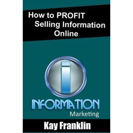 Information Marketing  How To Profit Selling Information Online  Online Business Success Working At Home