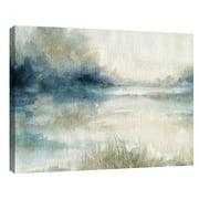 Still Evening Waters II by Carol Robinson Canvas Art Print