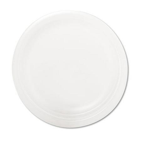 Quiet Classic Laminated Foam Dinnerware Plate, 9
