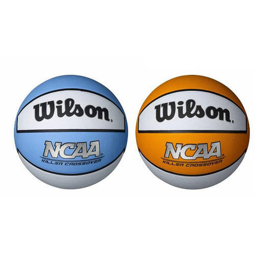 "Wilson NCAA Killer Crossover 28.5"" Basketball, Assorted Colors"