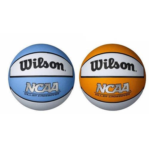 "Wilson NCAA Killer Crossover 28.5"" Basketball, Assorted Colors"