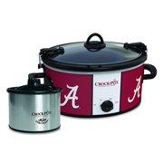 Crock-Pot Alabama Crimson Tide Collegiate 6-Quart Cook & Carry Slow Cooker