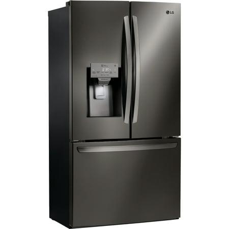 LFXS26973D 26 cu. ft. Smart wi-fi Enabled French Door Refrigerator