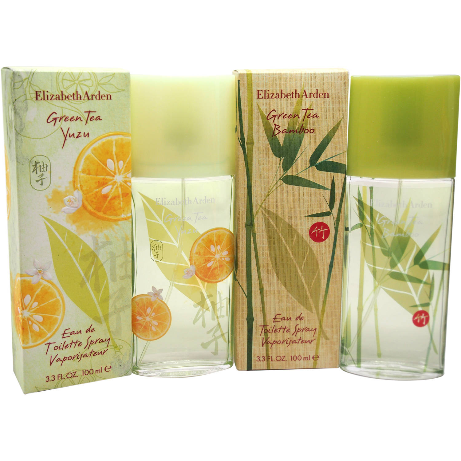 Elizabeth Arden Green Tea Collection Gift Set, 2 pc