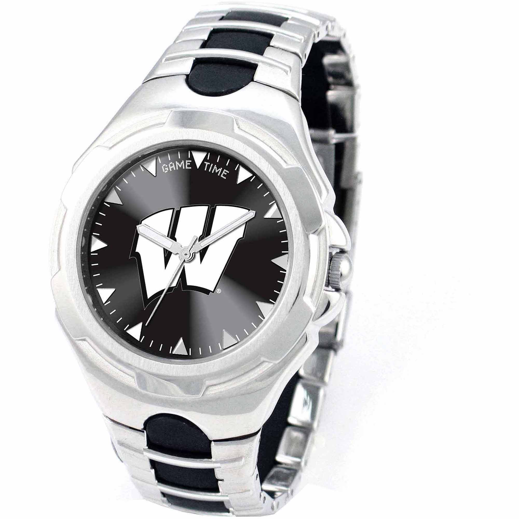 Game Time  NCAA Men's University of Wisconsin Badgers Victory Series Watch