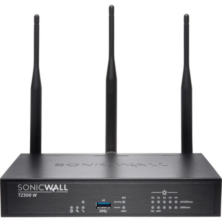 SonicWall TZ300 Network Security/Firewall Appliance 01-SSC-1703 - image 1 of 1