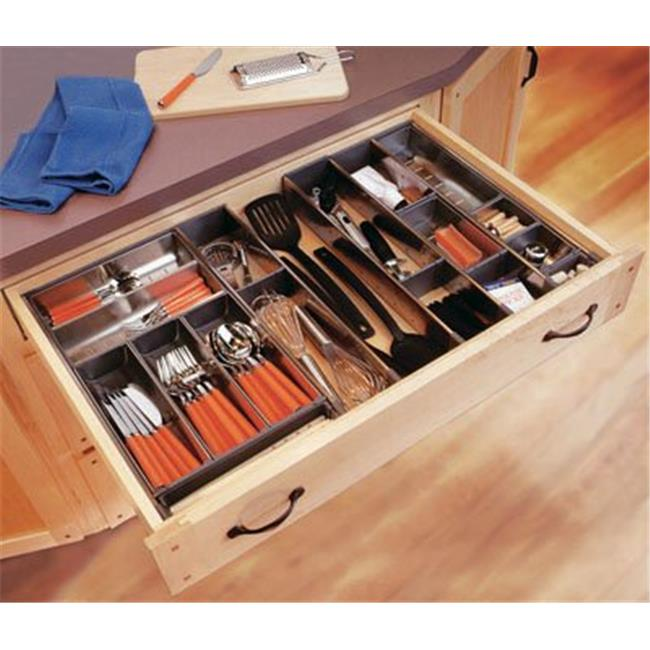 BZHI. 533FI3A Blum Orgaline For Wood Drawers With Utensil Kit, 11. 56 inch