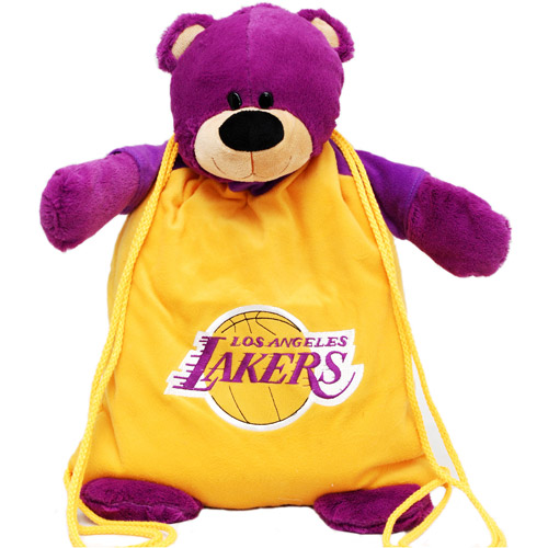 NBA Backpack Pal Los Angeles Lakers