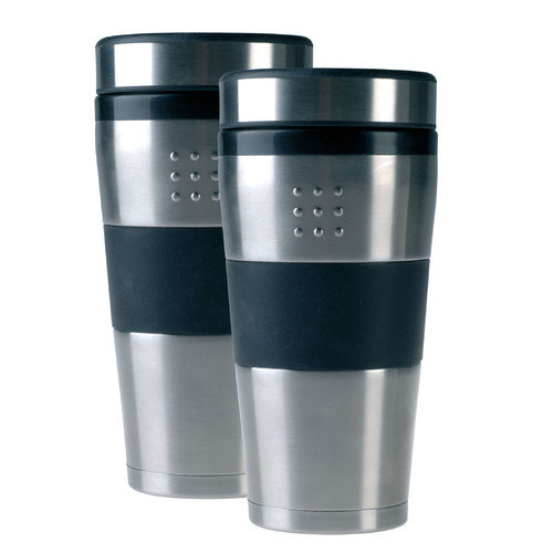 BergHOFF International Orion 16 oz. Travel Mug (Set of 2)