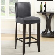 Roundhill Citylight Bar Height Bar Stool Set of 2, Multiple Colors Available by Bar Stool Sets