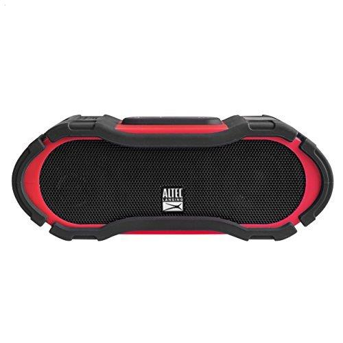 Altec Lansing Boomjacket 2 Bluetooth Speaker Red by Altec Lancing