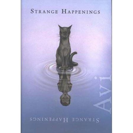 Strange Happenings - eBook - Strange Happenings On Halloween