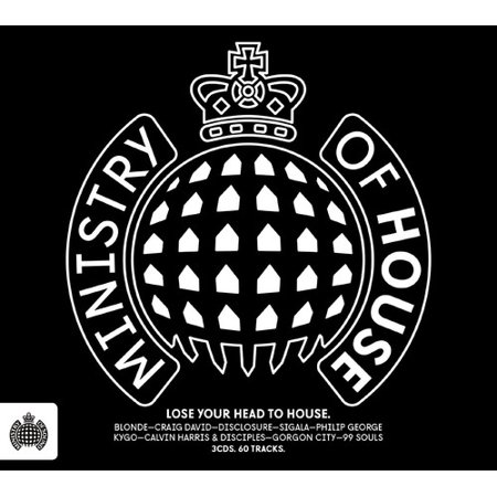Ministry of Sound: Ministry of House - Ministry Of Sound Halloween Party