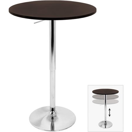 Adjustable bar table for Table 52 restaurant gaborone