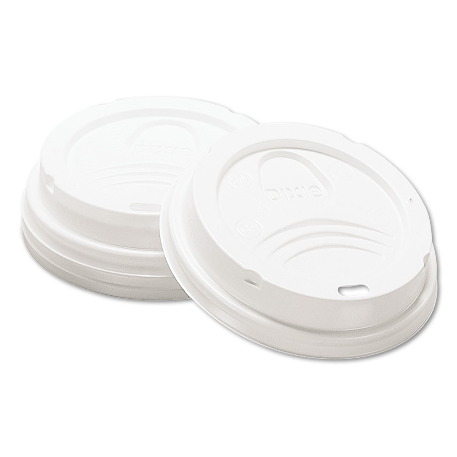 Dixie Drink-Thru Lids, 1000ct -DXE9538DX