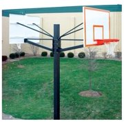 Endurance Dual Playground System w Orange Goal