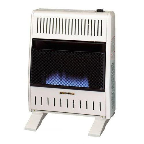 ProCom 20,000 BTU Natural Gas Propane Wall Mounted Heater by Procom