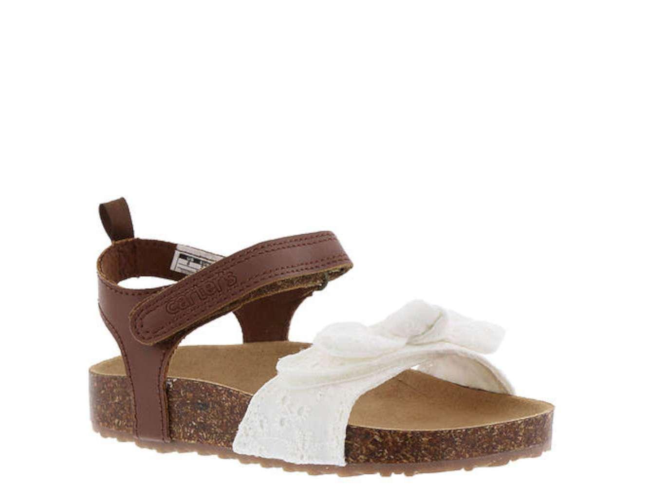Carter/'s Toddler Girl/'s Welsie Sandals Shoes