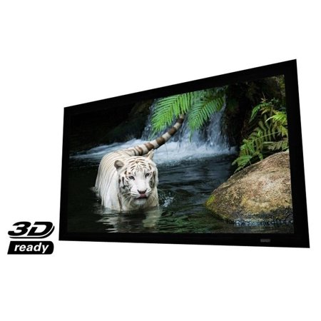 EluneVision Reference Studio 4K 150'' Fixed Frame 16:9 Projector Screen - image 3 de 4
