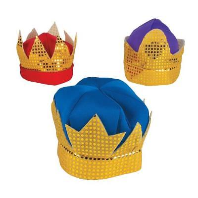 IN-13665683 Child¡¯s Deluxe Kings' Crowns