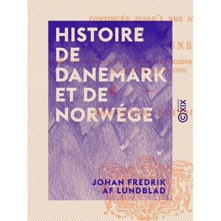 Histoire de Danemark et de Norwége - eBook (Online-shop Dänemark)