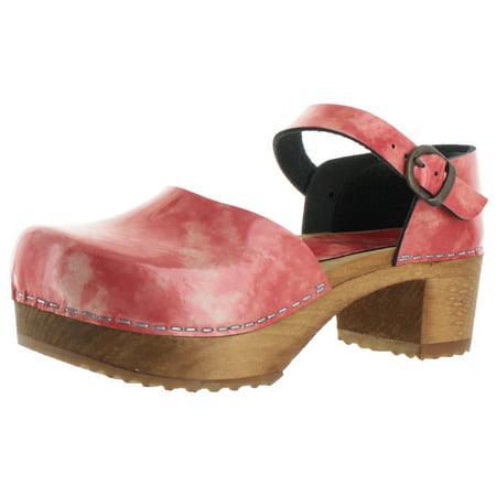 Sanita - Sanita Wood Ciel Women s Wooden Mary Jane Clogs Shoes Sandals -  Walmart.com 1fe66b02c