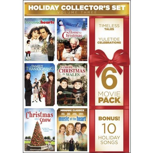 Holiday Collector's Set, Vol. 3 (With Home For The Holidays CD)