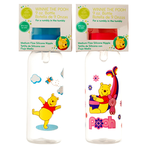 New 304179 Baby Bottle 9 Oz Pooh 12 Pack Baby Items