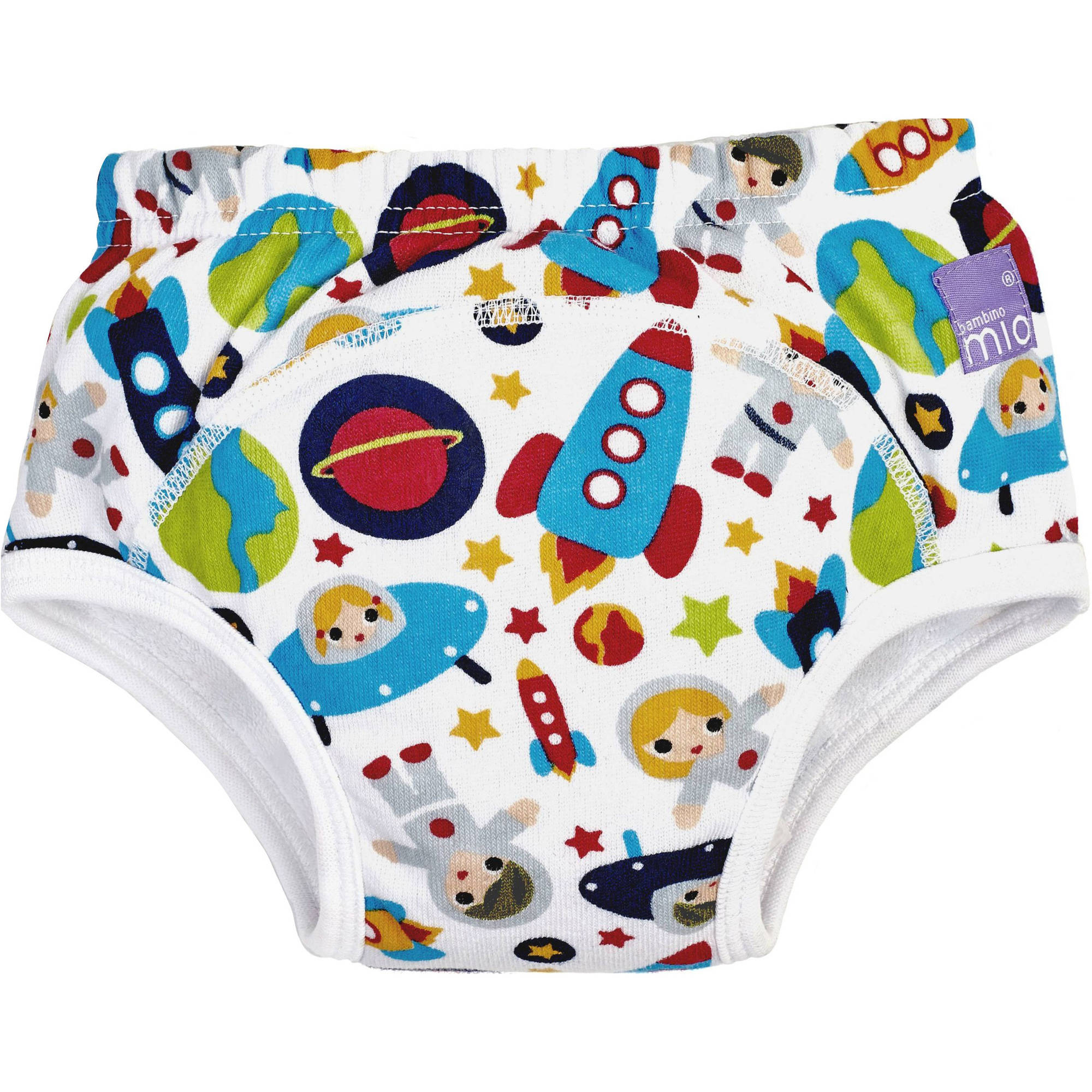 Bambino Mio Potty Training Pants, Outer Space, (Choose Your Size)