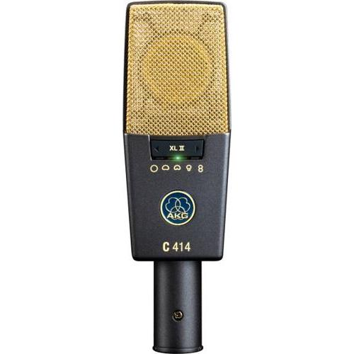 AKG C414 XL II Condenser Microphone by AKG