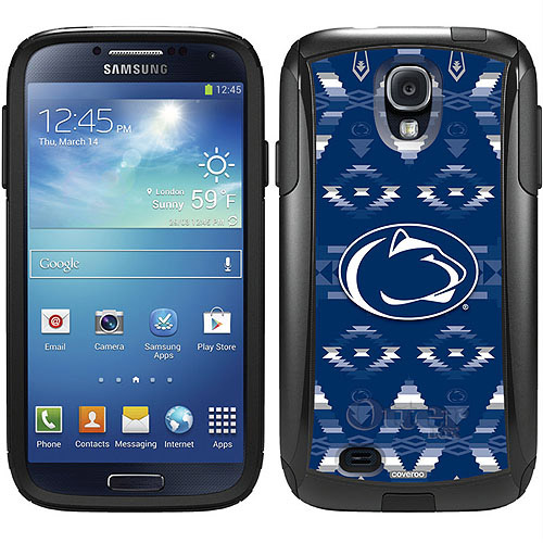 Penn State Tribal Design on OtterBox Commuter Series Case for Samsung Galaxy S4