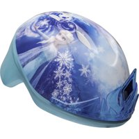 Disney Frozen 3D Tiara Bike Helmet, Toddler 3+ (48-52cm)